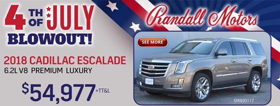 Randall Motors